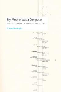 My Mother Was a Computer Book