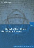 Oberschichten   Eliten   Herrschende Klassen PDF