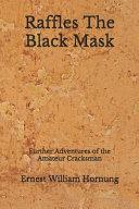 Raffles The Black Mask PDF