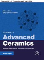 Handbook of Advanced Ceramics PDF
