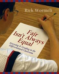 Fair Isn T Always Equal Book PDF