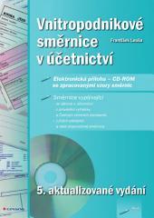 Vnitropodnikové směrnice v účetnictví + CD - ROM: 5. aktualizované vydání