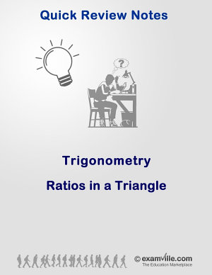 Trigonometry Quick Review  Ratios In A Triangle