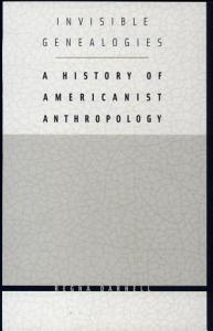 Invisible Genealogies Book