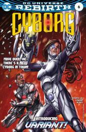 Cyborg (2016-) #6