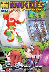 Knuckles the Echidna #20