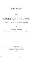 The Story of the Jews PDF