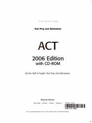 Kaplan Act Book PDF