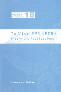In Vivo EPR (ESR)