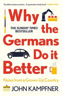 Download Why the Germans Do It Better Book