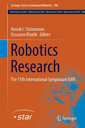 Robotics Research PDF
