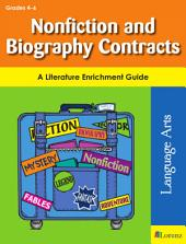 Nonfiction and Biography Contracts: A Literature Enrichment Guide