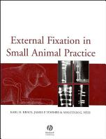 External Fixation in Small Animal Practice PDF