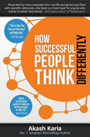 How Successful People Think Differently Book PDF