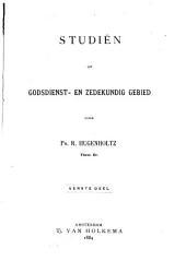 Studiën op godsdienst- en zedekundig gebied: Volume 1