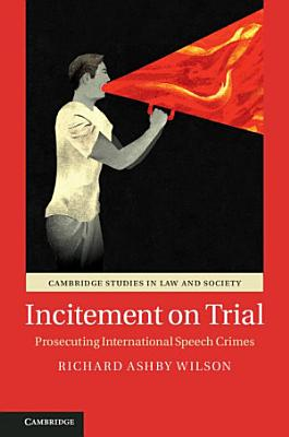 Incitement on Trial PDF