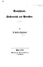 Deutschland, Oesterreich und Preussen