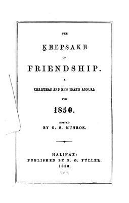 The Keepsake of Friendship PDF
