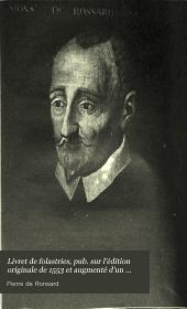 Livret de folastries, pub. sur l'édition originale de 1553 et augmenté d'un choix de pièces d'expression satyrique et gauloise tirées des éditions originales
