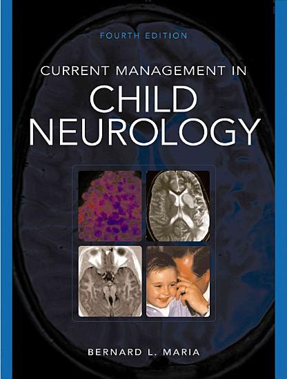 Current Management in Child Neurology PDF