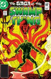 The Saga of the Swamp Thing (1982-) #13