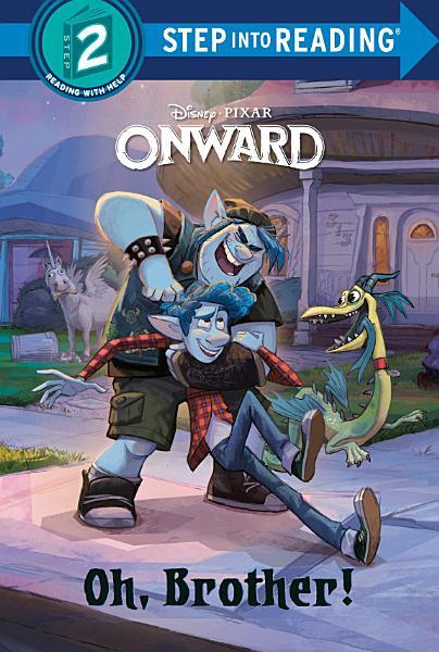 Download Oh  Brother   Disney Pixar Onward  Book