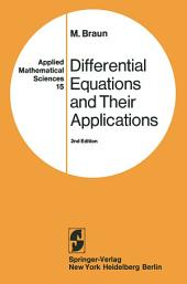 Differential Equations and Their Applications: An Introduction to Applied Mathematics, Edition 2