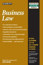 Business Law, 6th edition