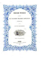 Romancero pintoresco: o colección de nuestros mejores romances antiguos
