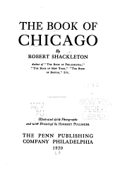 The Book of Chicago