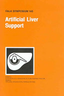 Artificial Liver Support