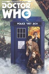 Doctor Who: The Eleventh Doctor Archives #5: They Think It's All Over