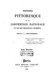 Histoire pittoresque de la Convention nationale: et de ses principaux membres, Volume2