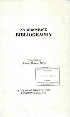An Aerospace Bibliography