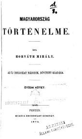 Magyarország történelme: 5. kötet