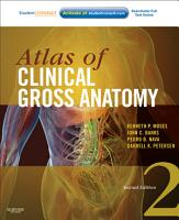 Atlas of Clinical Gross Anatomy PDF