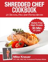 Shredded Chef Cookbook PDF