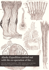 Alaska Expedition carried out with the co-operation of the Washington Academy of Sciences: Volume 12
