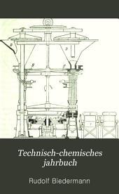Technisch-chemisches jahrbuch: Band 14