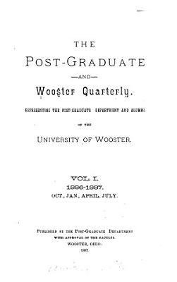 Wooster Alumni Bulletin