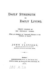Daily Strength for Daily Living PDF
