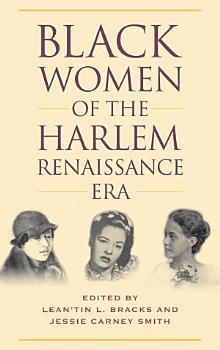 Black Women of the Harlem Renaissance Era PDF