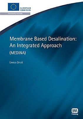 Membrane-based Desalination