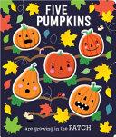 Board Book Five Little Pumpkins