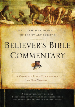 Believer s Bible Commentary PDF