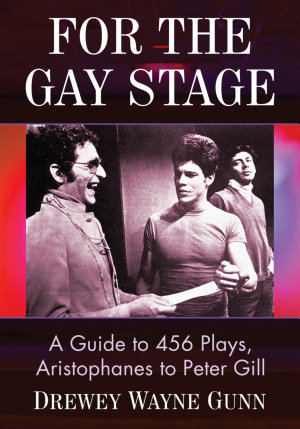 For the Gay Stage PDF