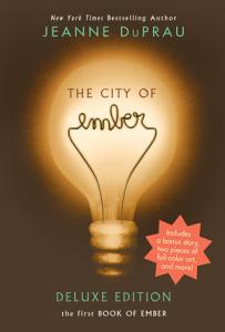 The City of Ember Deluxe Edition Book