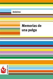 Memorias de una pulga (low cost). Edición limitada