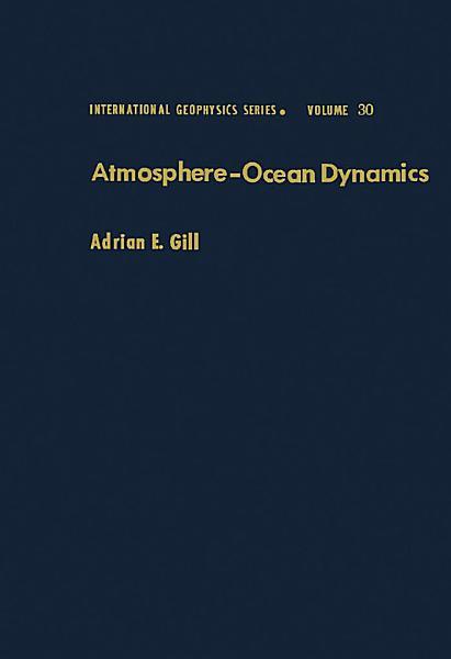 Atmosphere   Ocean Dynamics