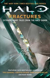 Halo  Fractures Book